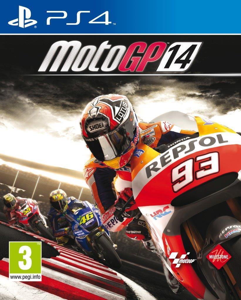 PS4 MOTOGP14
