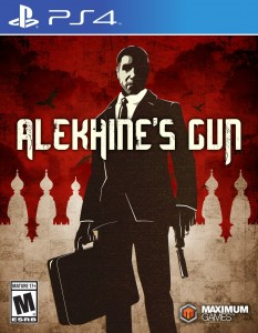 Alekhine's Gun - PlayStation 4