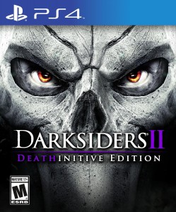 Darksiders 2 Deathinitive Edition - PlayStation 4