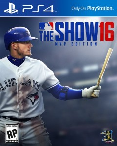 MLB The Show 16 MVP Edition - PlayStation 4