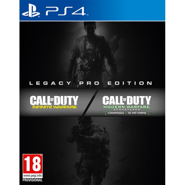 PS4 CALL OF DUTY INFINITE WARFARE LEGACY PRO EDITOIN