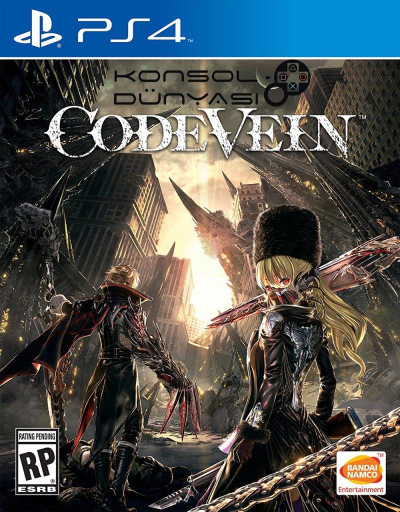PS4-Code-Vein