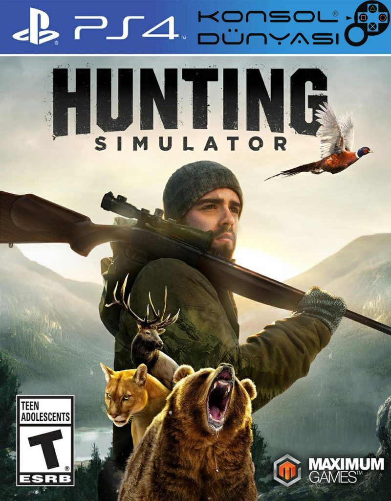 PS4-Hunting-Simulator