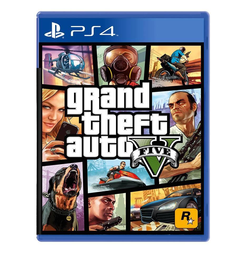 PS4 GTA5 GTA V