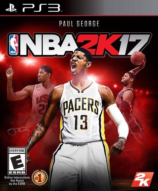 PS3 NBA2K17