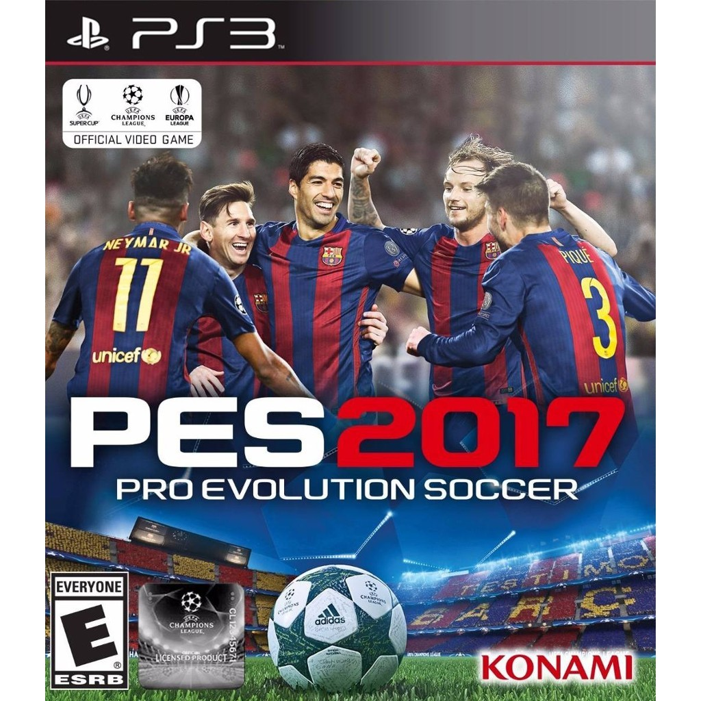 PS3 PES2017