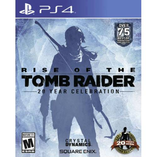 Rise of the Tomb Raider PS4 20 Year Celebration