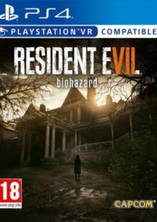 ps4 resident evil 7