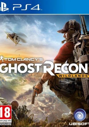 ps4 ghost recon wildlands cover