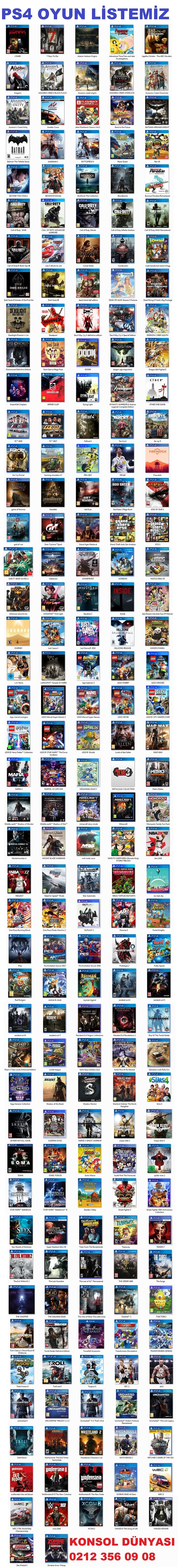 PS4 FULL OYUN LİSTESİ JPEG - Kopya