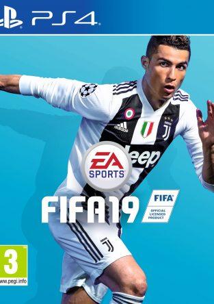 PS4 FIFA 19 TÜRKÇE