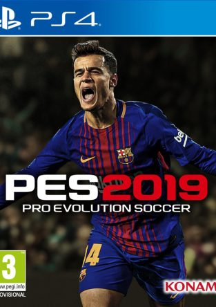 PS4 pes 2019