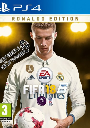 ps4-FIFA18-RONALDO-EDITION